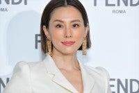 米倉涼子、FENDIジャパン初アンバサダー就任「とても名誉なこと」