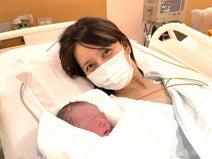 加藤夏希、無痛分娩で第3子男児を出産「終始おしゃべりして笑いながら」