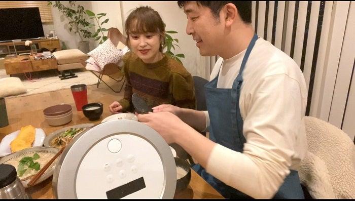 あべこうじ、妻・高橋愛が喜んでくれた料理を披露「美味しそーでしょ」