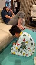 野田聖子氏、息子の個人面談で話したこと「体調はよい…とのこと」