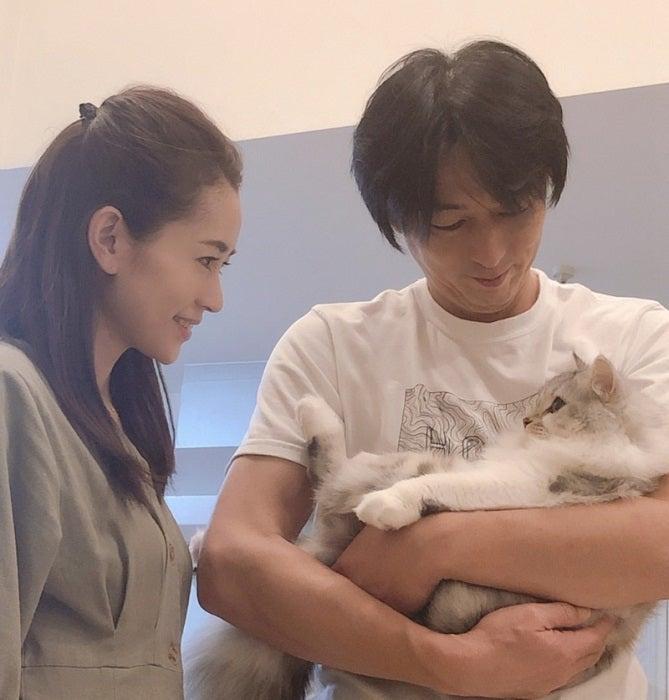細川直美、夫・葛山信吾が一目惚れした愛猫「飼うきっかけでした」