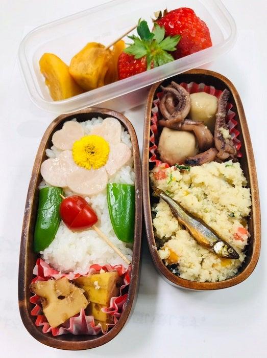 尾木ママ、バレンタイン仕様にした手作り弁当「栄養満点」「流石です」の声