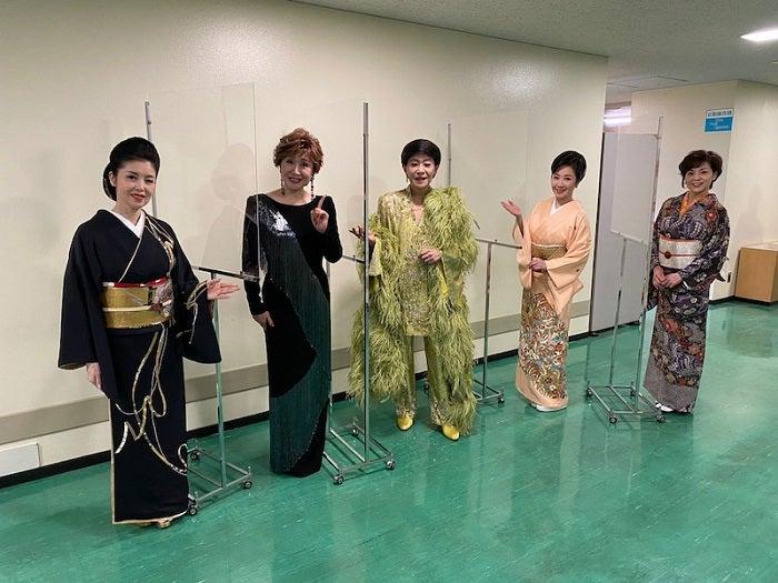 美川憲一、小林幸子らとの豪華な集合ショットを公開「素敵」「華がありすぎ」の声