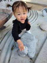 小原正子、1歳半の娘の成長を実感「離れてしまう日はいつかなー」
