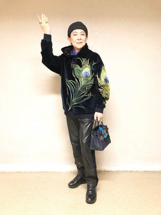 美川憲一、D&Gで購入した貴重な洋服を披露「日本では一点しかない」