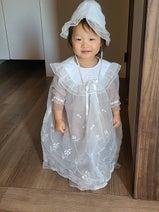 小原正子、赤ちゃんを卒業した娘の姿に「愛、癒し、幸せ、、、をありがとう」