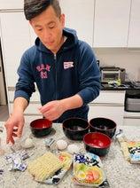 ココリコ・遠藤の妻、夫の得意料理を披露「これが美味しいんです」
