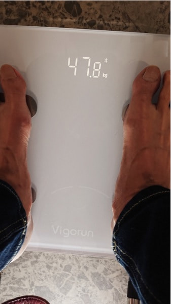 秋野暢子、久しぶりに体重計に乗った結果を公開「ヤバいです」