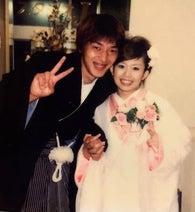 岩隈久志の妻、約20年前の夫との写真を公開「2人ともずいぶん若い」