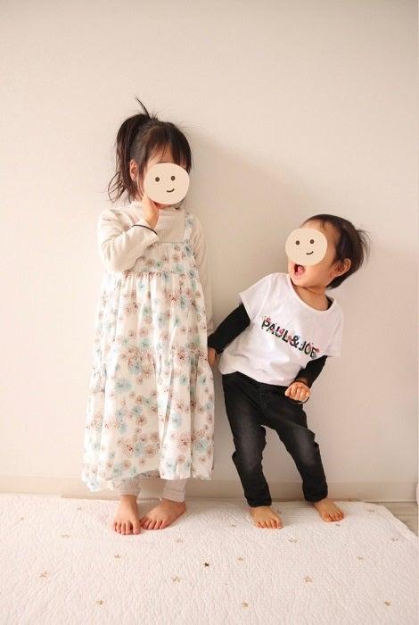 紺野あさ美『ユニクロ』のコラボ品を着用した子ども達「とても気に入ってます」