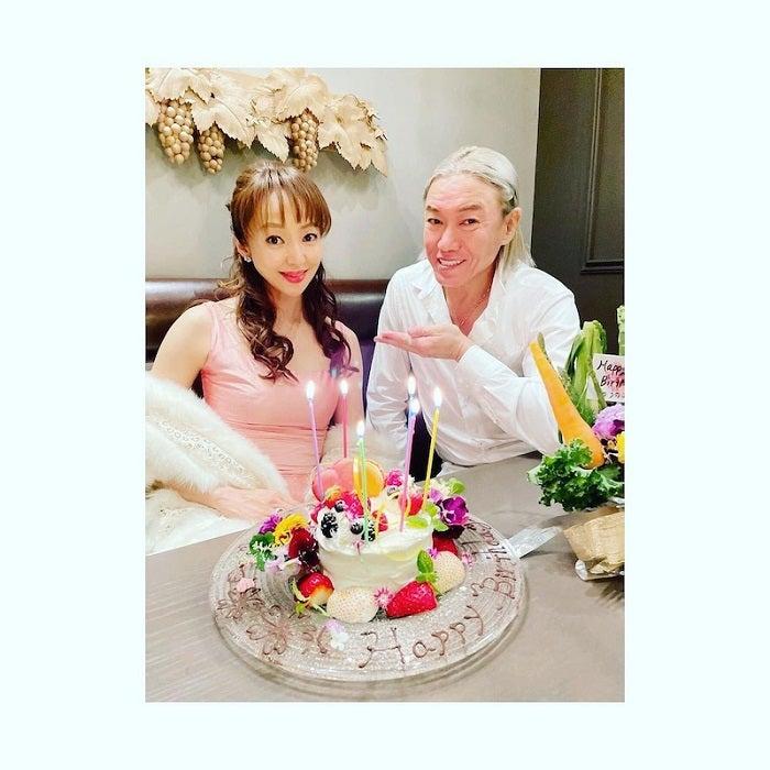 神田うの、夫からの誕生日サプライズに驚愕「記憶力と実行力が主人らしい」