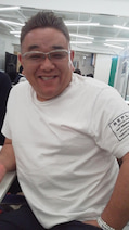 サンド富澤、無事退院した相方・伊達の笑顔ショット「この男は通常運転です!」