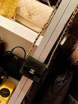 渡辺美奈代、20代の頃に愛用していたシャネルのバッグ「なんか今っぽい」