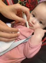 川崎希、BCGワクチン接種を無事に終えた娘「手順をすっかり忘れてて」