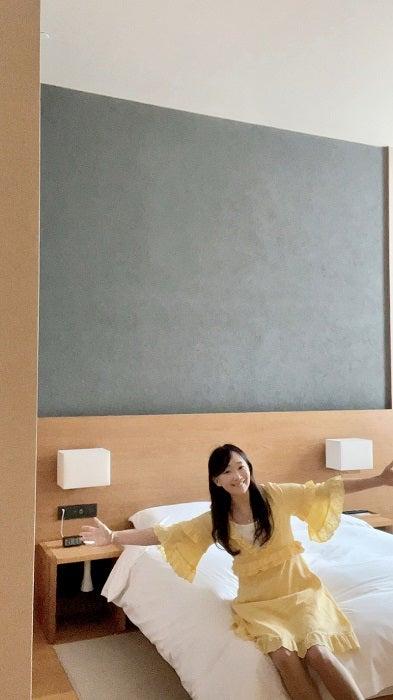 アグネス・チャン『無印良品』のホテルに宿泊「デザインが素敵」