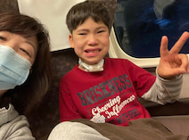 野田聖子氏、小5になった息子の目標「たくましくなってね~」