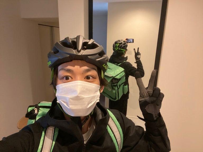 あいのり・桃の夫、妻が見つけたWEB記事の内容に驚き「実はUbereats配達員をやっている?!」