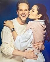 アンミカ、夫婦での撮影で夫にトキメいた瞬間を紹介「惚れなおしてまうやん。。」