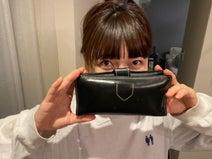 あいのり・桃の夫、妻の誕生日に贈った財布を紹介するも「もはやベルトが閉まんない」