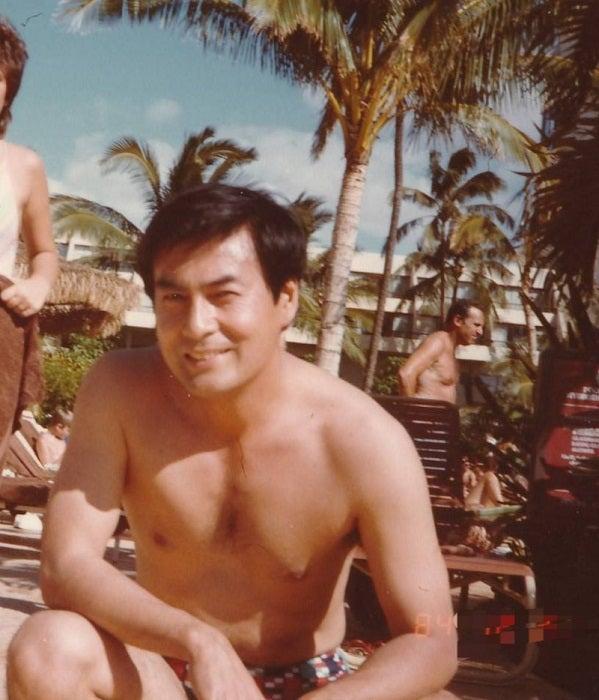 高橋英樹、ほっそりしていた頃の写真を公開「男前」「オーラが凄すぎ」の声