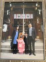 原田龍二の妻、子ども達が小さい頃の家族写真を公開「時間よ止まれーーなんて思います」