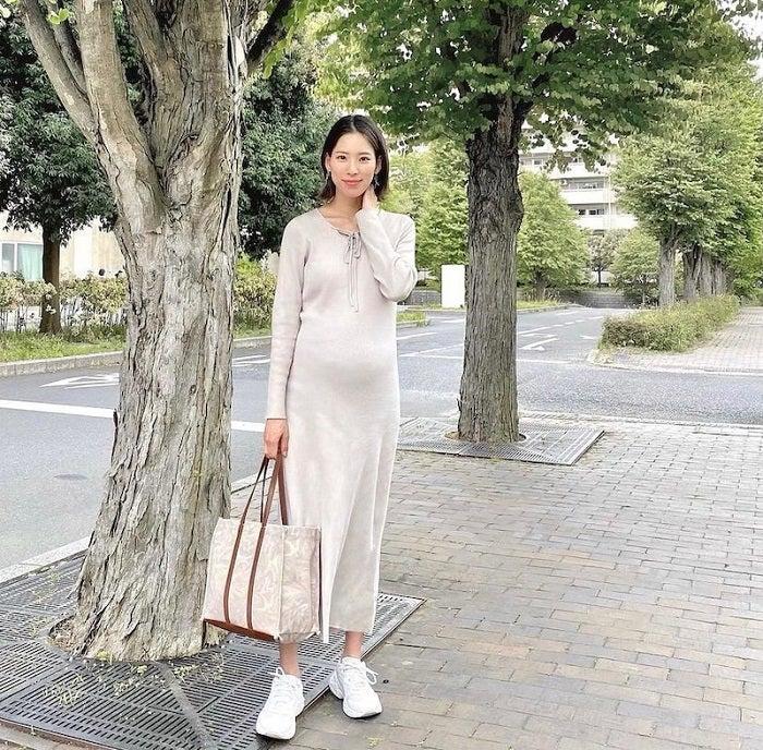 つちやかおり、長女でモデルの布川桃花が臨月を迎えたことを報告「何てシャープな妊婦姿」