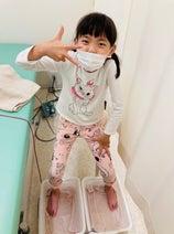 ノッチの妻、完治せず一生付き合う娘の病気「週一治療、頑張ろう」