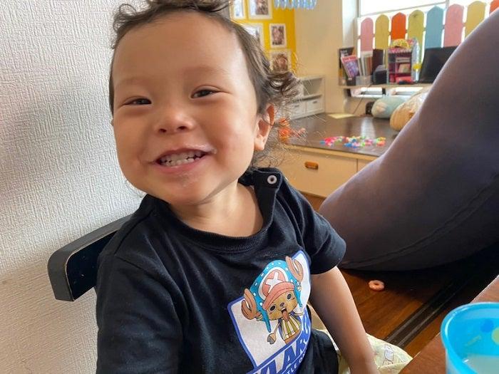 エハラマサヒロの妻、乳糖不耐症を克服した長男「牛乳大好きで毎日飲んでる」