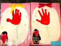 ノンスタ石田の妻、涙が溢れた双子からのプレゼント「泣ける」「感動」の声