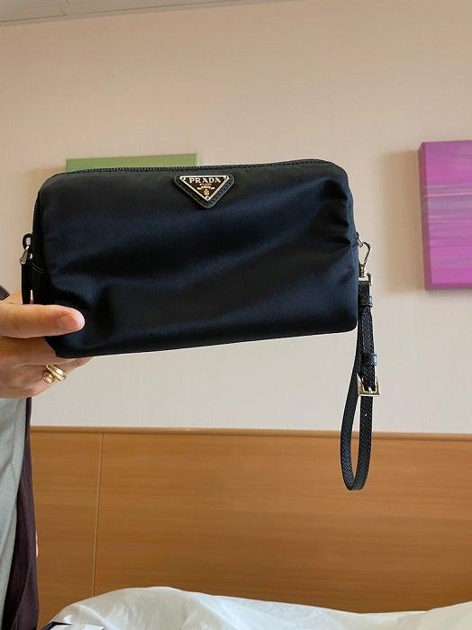 渡辺徹、妻・榊原郁恵から貰ったプラダの誕プレを公開「大切に使わせていただきます」