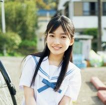 夏曲満載な虹のコンキスタドールの最年少17歳・蛭田愛梨「17歳の無敵な部分は、子供と大人の真ん中にいることだと思います」