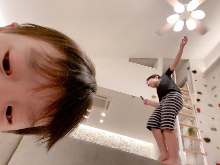 辻希美、三男が撮った写真で発覚したこと「雷一発落としました」