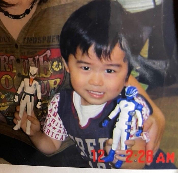 鈴木福、幼少期の思い出の写真を公開「可愛い」「貴重」の声