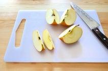 リンゴの「シャリシャリ音」が嫌すぎる! 味は好きだから食べたいのに...どうすればいい?