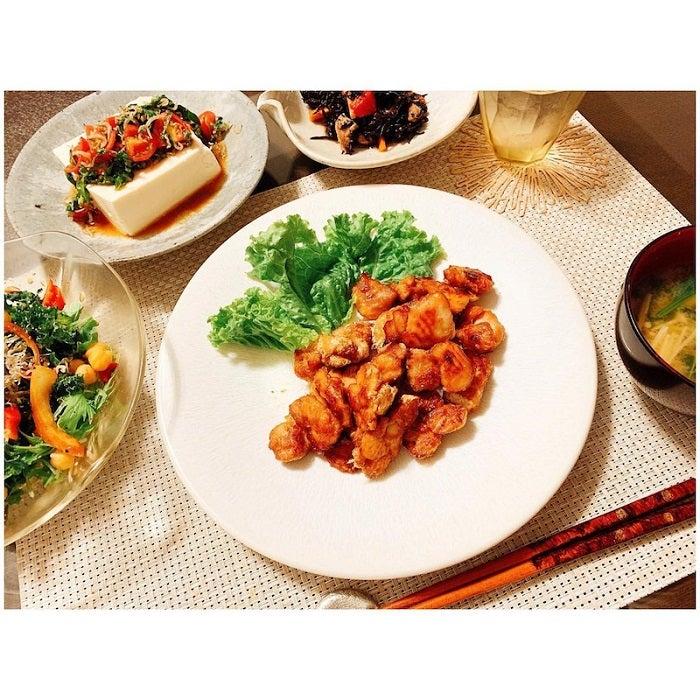 押切もえ、夫・涌井投手のリクエストで作った料理を披露「豪勢」「幸せの時間」の声