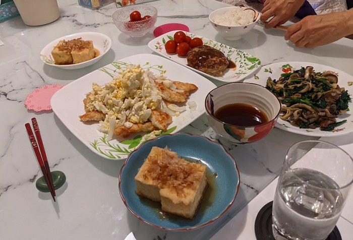 才賀紀左衛門、忙しい日に作った夕飯を紹介「尊敬」「驚き」の声