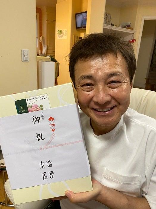 渡辺徹、浜田雅功&小川菜摘夫婦からの退院祝いに感激「感謝してもしきれない」