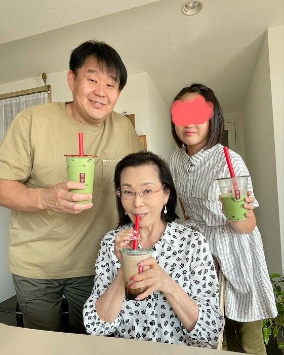 花田虎上、母・藤田紀子と妻の行動に「女心も母心もわかりません」