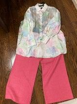 ノッチの妻『ZARA』で購入した仕事用の衣装を公開「テンションあがる~」