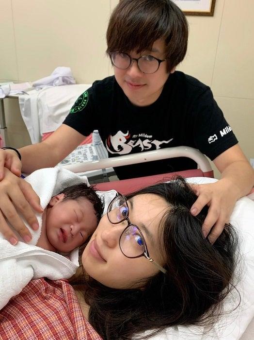 倉持由香、第1子男児の出産を報告「夫と二人三脚で頑張ります」