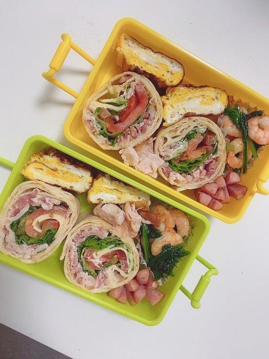 ギャルママ・日菜あこ『コストコ』に行った翌日の弁当「消費の為にお弁当へ」