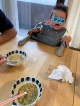 ニッチェ・江上、息子が泣きながら催促したもの「ものすごい勢いで食べる」