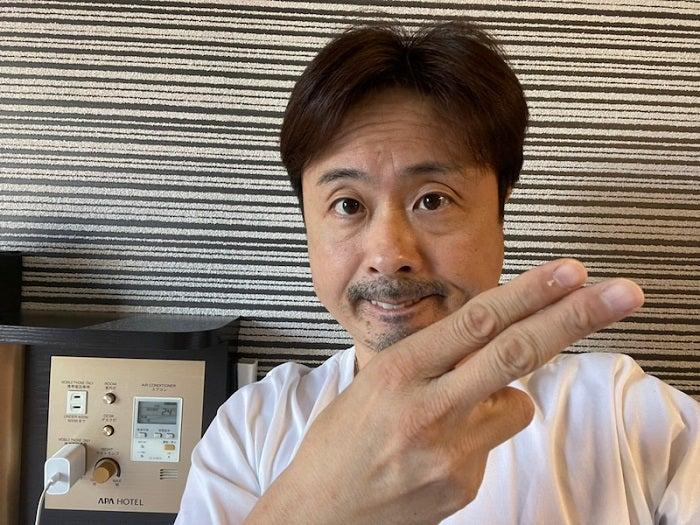 次長課長・河本、ホテルでの療養生活の終了を報告「ご心配をおかけしました」