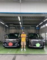 花田虎上、納車された新車を公開「カッコいい」「羨ましい」の声