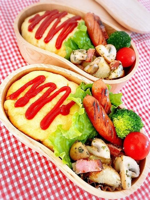 細川直美、娘達に作ったオムライス弁当を公開「綺麗」「美味しそう」の声