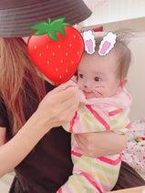 川崎希、娘を連れて離乳食メニューがあるレストランへ「美味しかったね~」
