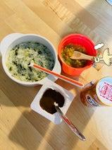 ニッチェ・江上、ギャン泣きする息子に作った離乳食を公開「凄い勢いで食べて」