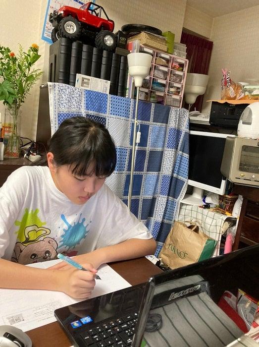 ノッチ、長女のテストの結果に感無量「ノッチのDNAから学年3位」