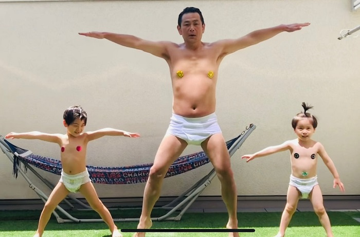 ココリコ・遠藤の妻、子ども達の発言に夫婦で感動「ほっこり」「微笑ましい」の声