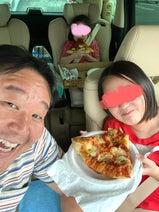 花田虎上、娘達が『コストコ』に入店してすぐに考えていたこと「楽しみの一つ」